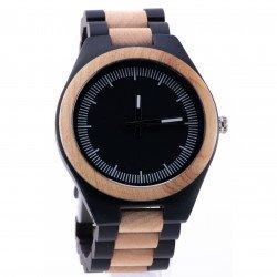 นาฬิกาข้อมือไม้