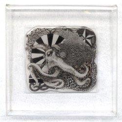 """จิตรกรรม : """"Octopus 1"""""""