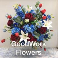 Good Work Flowers_logo