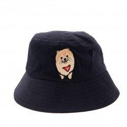 หมวกบักเก็ต ลายชิวาว่า