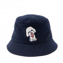 หมวกบักเก็ต ลายพุดเดิ้ล