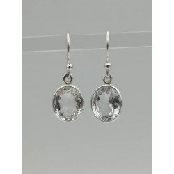 Topaze stones and silver 925