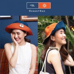 Habitat Hat หมวกกลับใช้ได้สองฝั่ง 5 แบบ