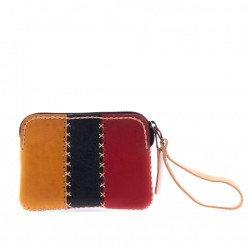 กระเป๋าเงินสีมัลติ