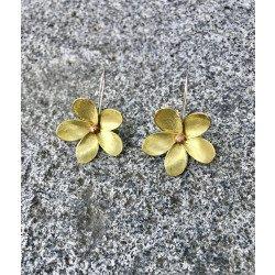 ต่างหู ดอกกาหลง
