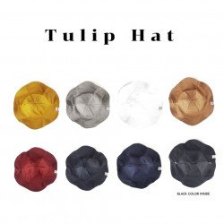 หมวก รุ่น TULIP HATS