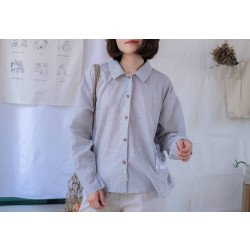 เสื้อเชิ้ต Hana-San Blouse
