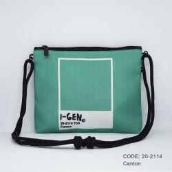 กระเป๋าสะพายข้างผ้ากันน้ำ (รุ่นColor Pouch 2021)