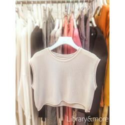 เสื้อครอปท็อปเกาหลี: มอลต์