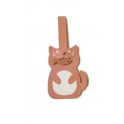 แท็กติดกระเป๋า - แมว