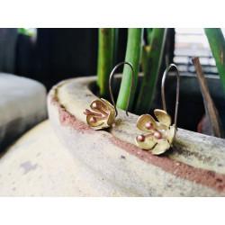 ต่างหู ดอกไม้ (ER-001s)