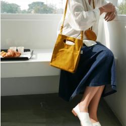กระเป๋า รุ่น MIKI BAG • Mustard Yellow