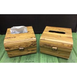 Bamboo Skin Tissue Box