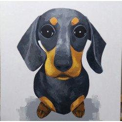 งานศิลปะ My Dog